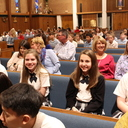 NJHS Induction 4-24-18 photo album thumbnail 4